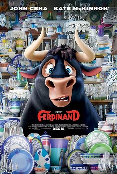 Ferdinand 2017 Türkçe Altyazı Film indir