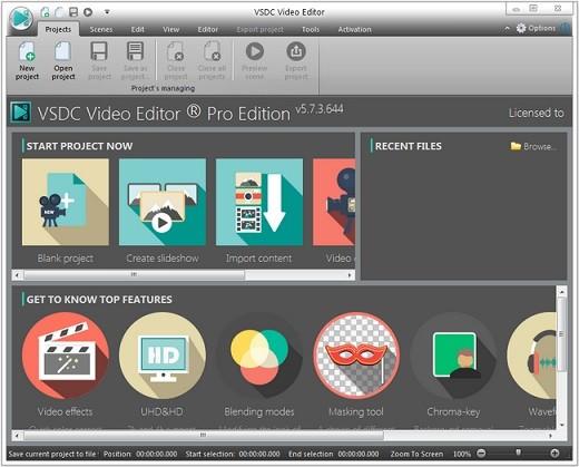 VSDC Video Editor Pro Full