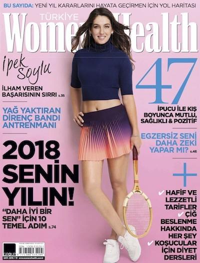 Women's Health Ocak 2018