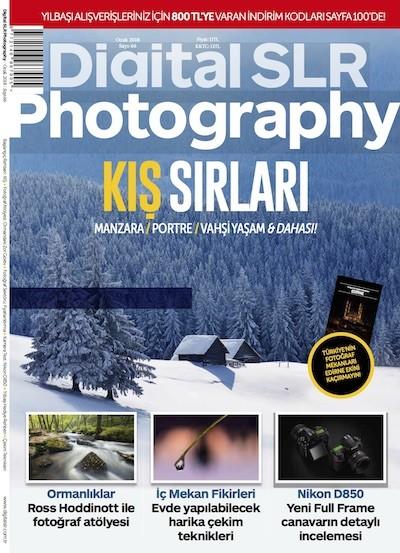 Digital SLR Photography Ocak 2018