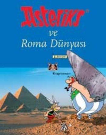 Asteriks ve Roma Dünyası Pdf