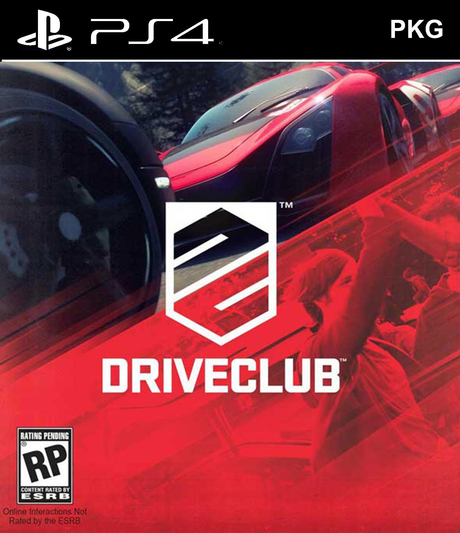 Driveclub PKG Oyun İndir ! [4.05