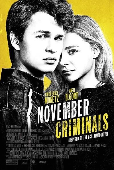 Kasım Suçluları – November Criminals 2017 (BRRip – m1080p) Türkçe Dublaj indir