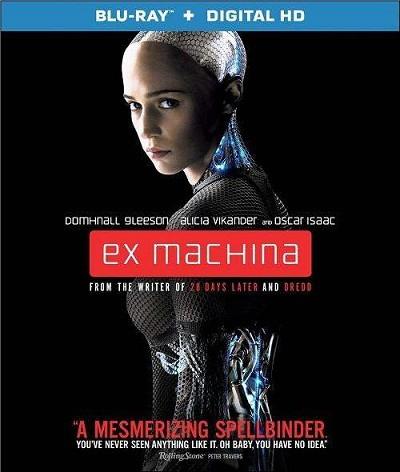 Ex Machina 2015 ( 1080p Bluray ) Dual TR-ENG Tek Link İndir