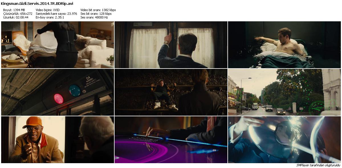 Kingsman: Gizli Servis 2014