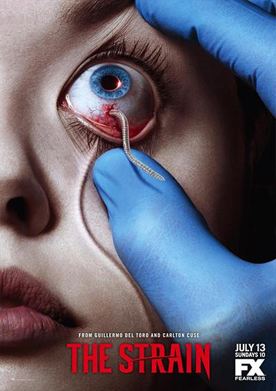 The Strain 1.Sezon Tüm Bölümler 720p 1080p HDTV Türkçe Altyazı – Tek Link
