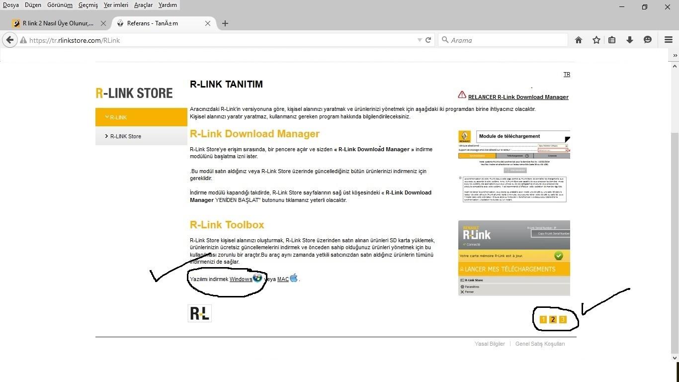 R link 2 Nasıl Üye Olunur,nasıl güncellenir - Sayfa 3