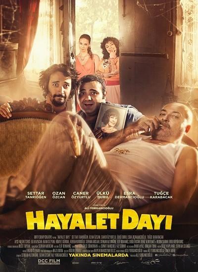 Hayalet Dayı 2015 (Yerli Film) HDRip XviD (Sansürsüz)