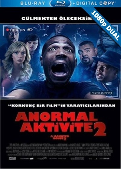 Anormal Aktivite 2 - A Haunted House 2 | 2014 | BluRay 1080p x264 | DuaL TR-EN - Tek Link