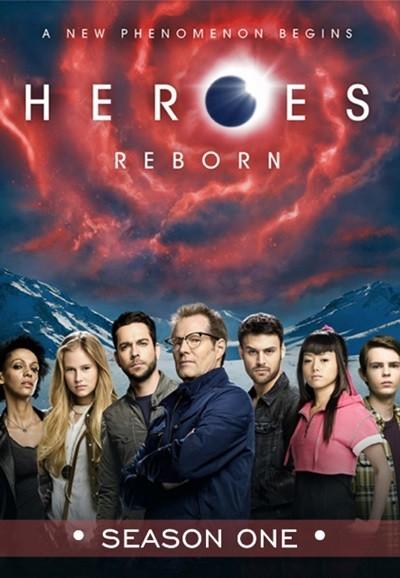 Heroes Reborn 1. Sezon (Tüm Bölümler) 720p HDTV Türkçe Altyazılı İndir