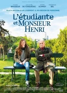 Kiracının Böylesi - L'Étudiante et Monsieur Henri 2015 HDRip Download Yükle İndir
