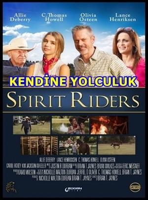 Kendine Yolculuk – Spirit Riders 2015 HDRip XviD Türkçe Dublaj – Tek Link