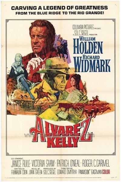 Alvarez Kelly(1966) DVDRİP – TÜRKÇE DUBLAJ indir