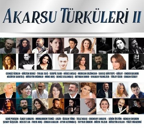 Akarsu Türküleri 2 (Albüm) [2020] Flac full albüm indir