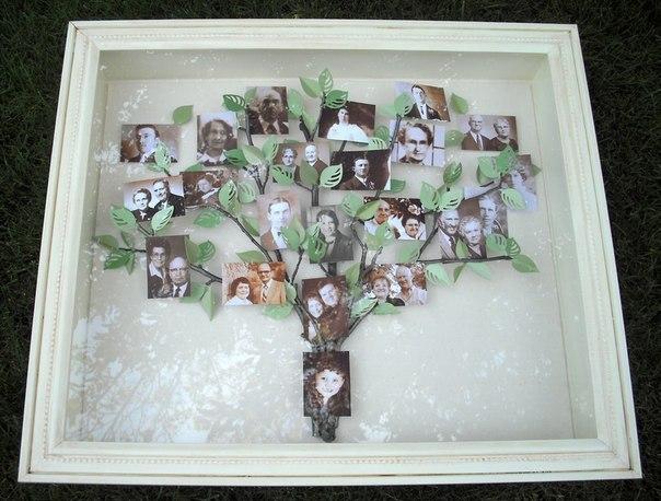 Оформление детскойграфии с вышивками в рамку