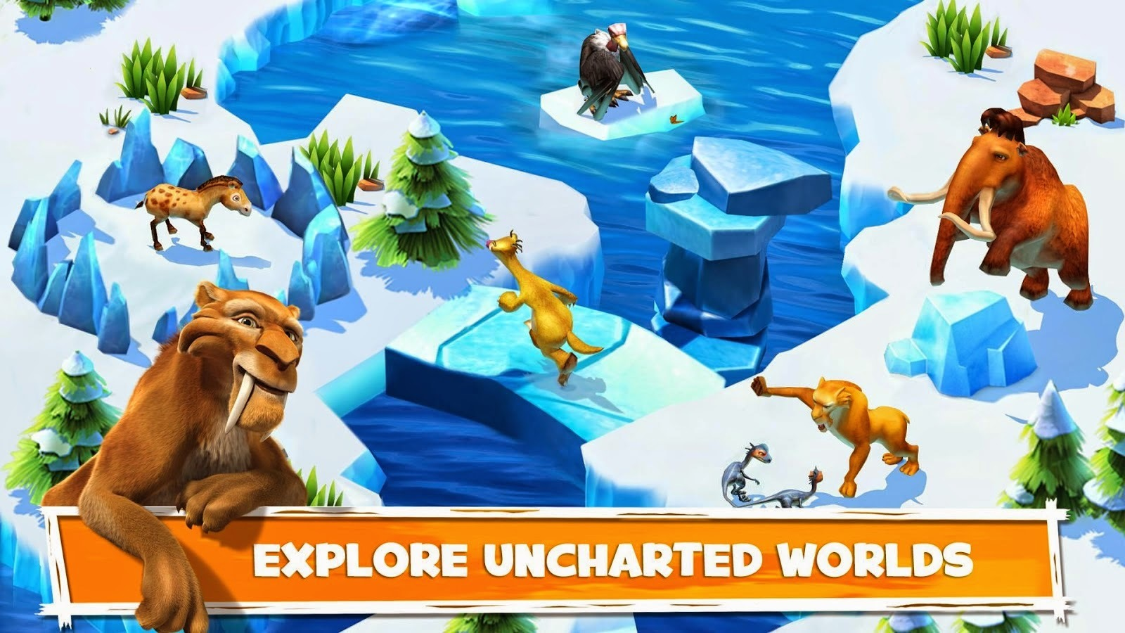 Ice Age Adventures Android