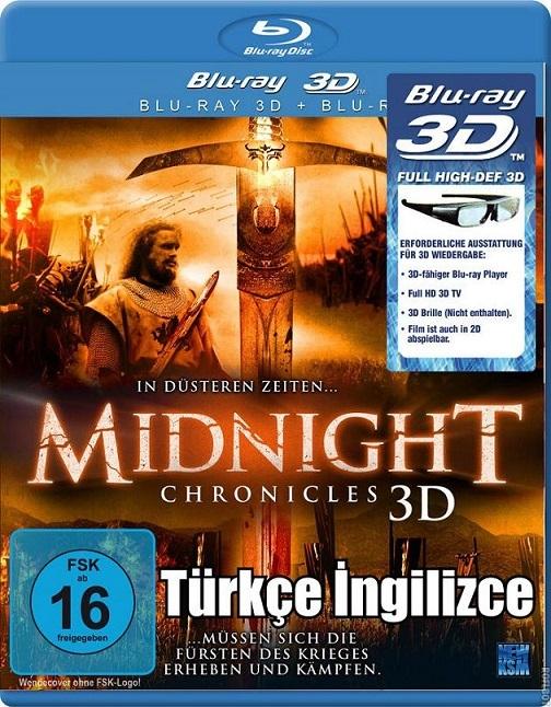 Geceyarısı Günlükleri – Midnight Chronicles – TR/ENG – 3D Film indir