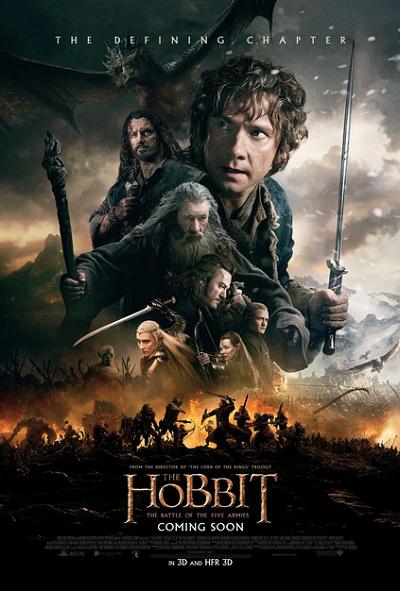 Hobbit: Beş Ordunun Savaşı - The Hobbit: The Battle of The Five Armies  (2014) DVDscr Türkçe  Dublaj