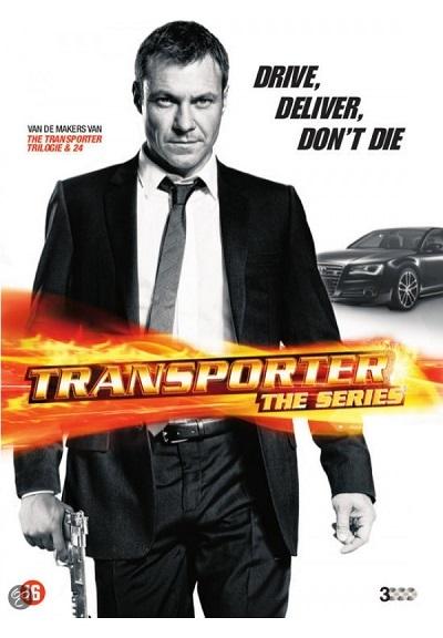Taşıyıcı - Transporter: The Series 1.Sezon Tüm Bölümler ( BRRip XviD ) Türkçe Dublaj Tek Link İndir