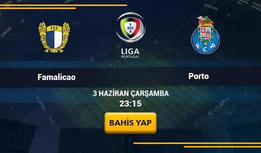 Famalicao vs Porto – Canlı Maç İzle