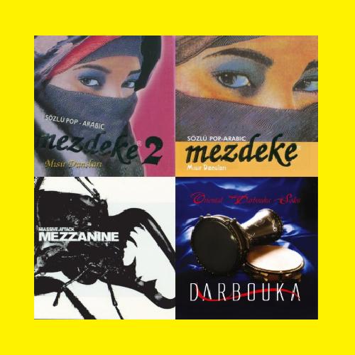 Hareketli Oryantal Müzikler 2020 Full Albüm İndir