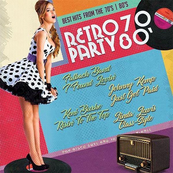 Retro Party 70-80 full albüm indir