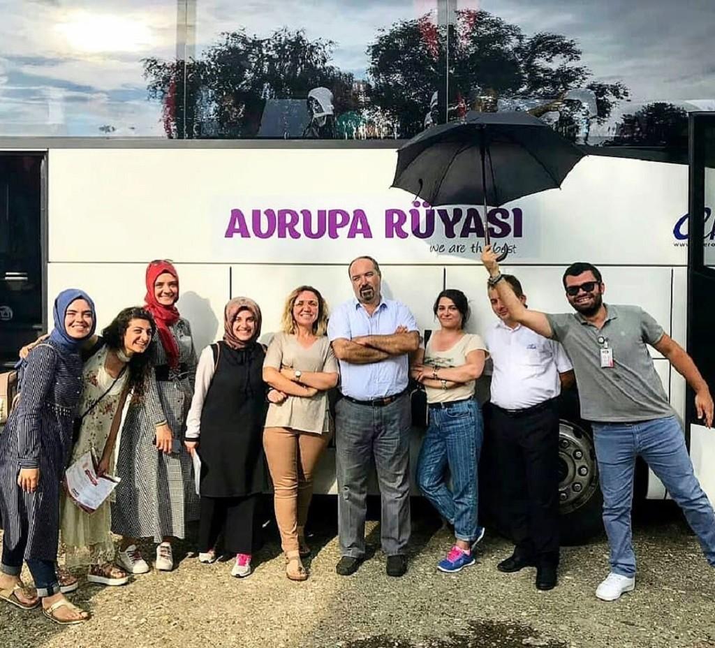 otobüsle avrupa turu Avrupa Rüyası rehberleri 2