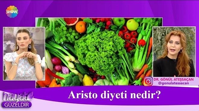 Aristo diyeti nedir