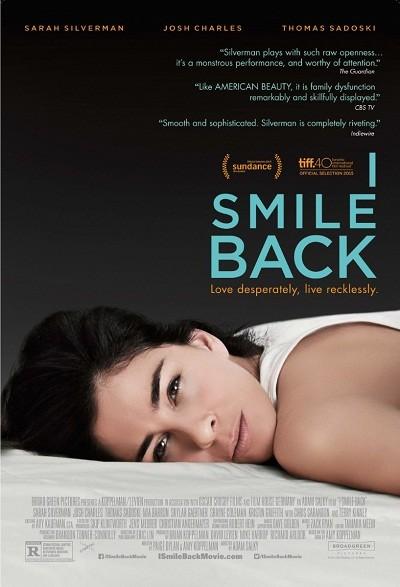 Bakıp Gülümserim - I Smile Back 2015 ( BRRip XviD ) Türkçe Dublaj Tek Link İndir