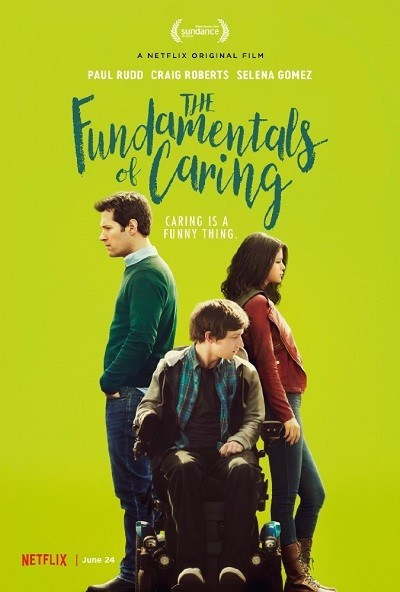 The Fundamentals Of Caring | 2016 | BRRip XviD | Türkçe Dublaj