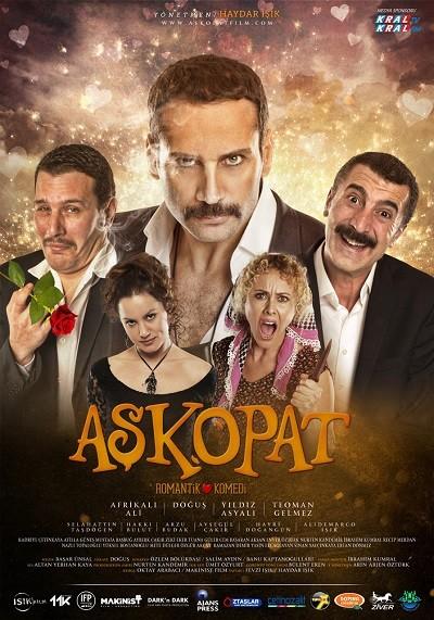 Aşkopat 2015 ( WEB-DL 720p ) Yerli Film - Tek Link