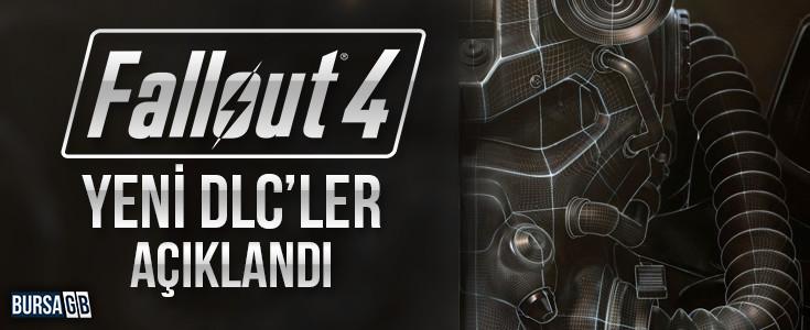 Fallout 4 Yeni DLC'ler Açıklandı