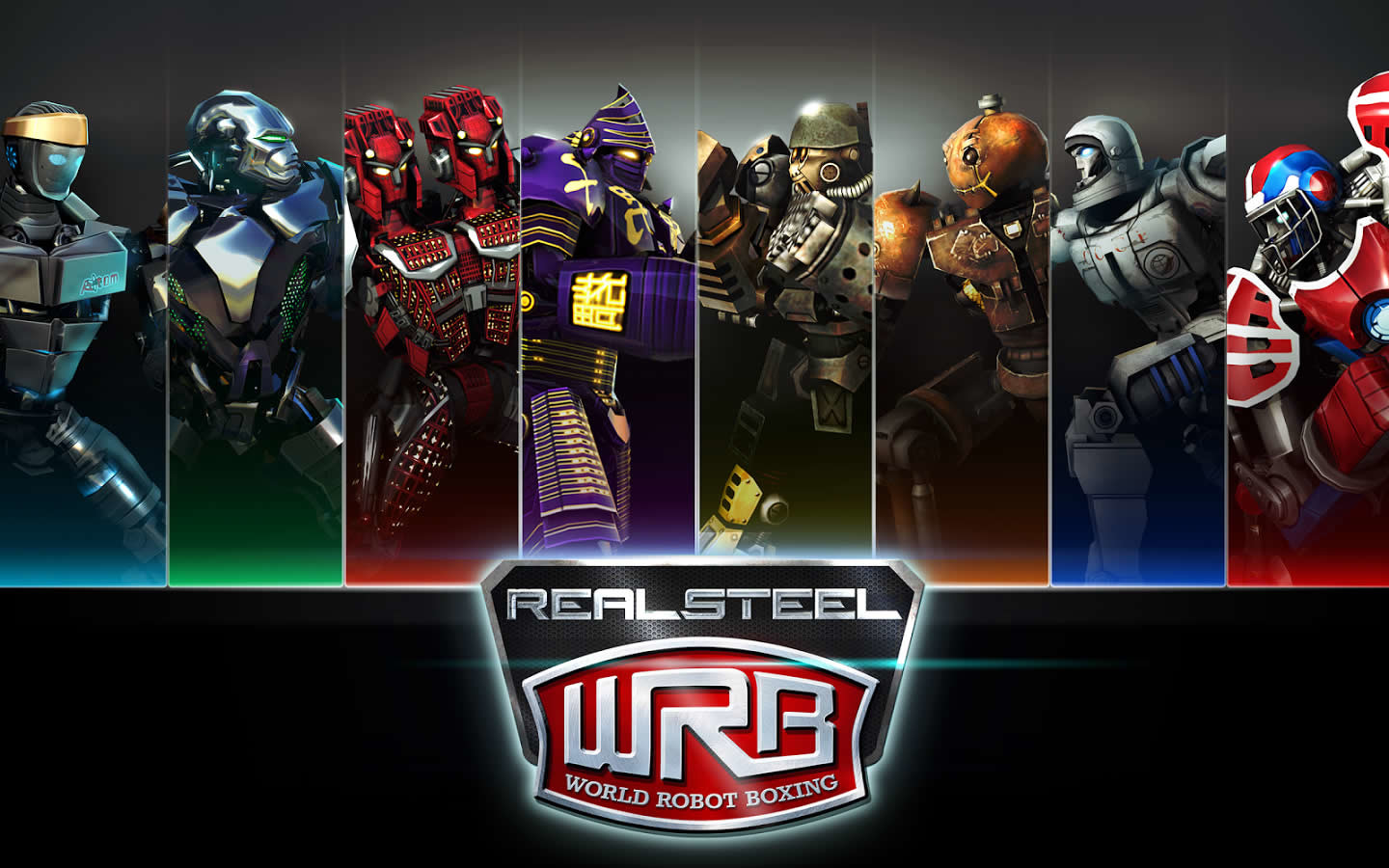 REAL STEEL WRB V16.16.329 MOD APK  | Android