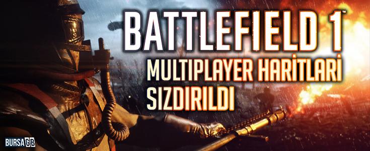 Battlefield 1 Haritalari Sizdi. Çanakkale Var mi? Iste Cevabi