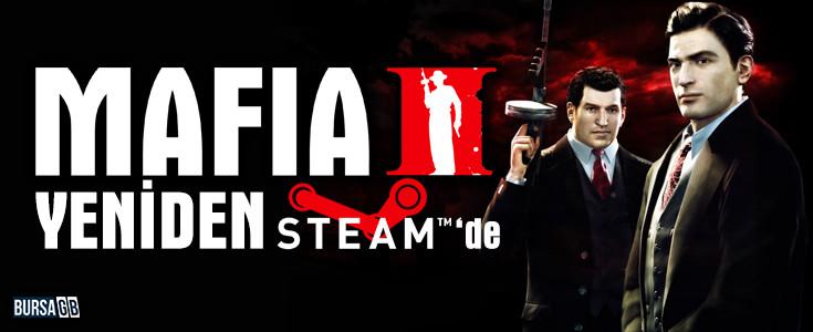 Mafia 2 Yeniden Steamde Üstelik %80 İndirimle