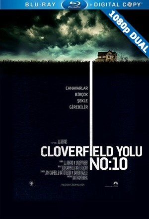 Cloverfield Yolu No:10 - 10 Cloverfield Lane | 2016 | BluRay 1080p x264 | DuaL TR-EN - Teklink indir