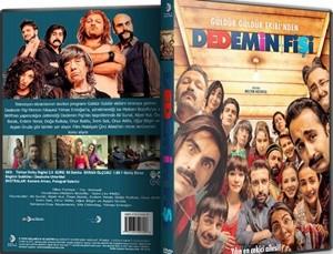 Dedemin Fişi 2016 DVD-5 Yerli Film – Tek Link
