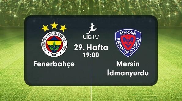 Fenerbahçe – Mersin İY (17.04.2016) | HDTV 720p | Full Maç – VKRG