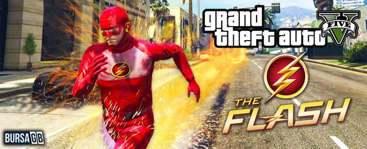 GTA 5 Flash Modu Geldi