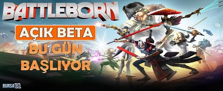 Battleborn  Açık Beta Bugün Başlıyor