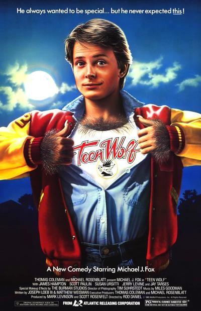 Teen Wolf - Genç Kurt (1985) - türkçe dublaj film indir