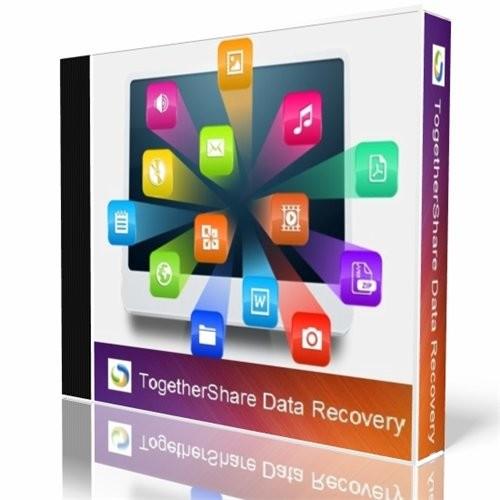 TogetherShare Data Recovery 6.1.0 - Katılımsız
