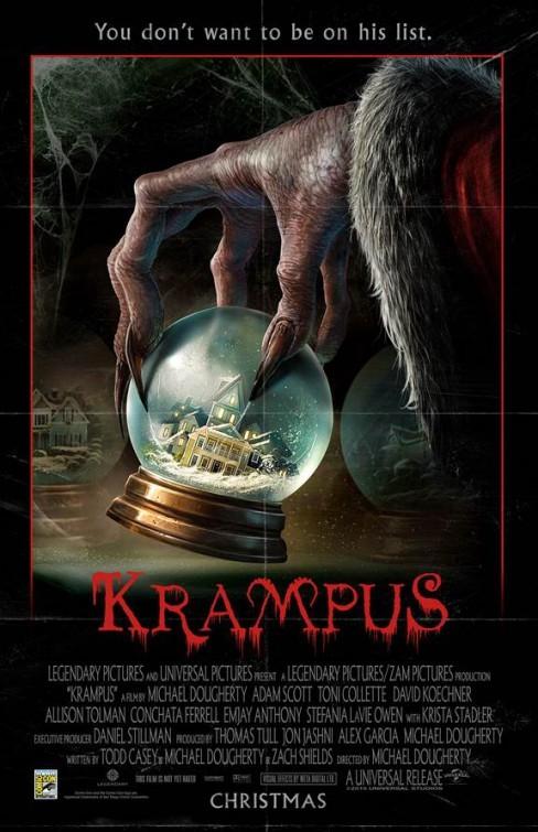 Krampus (2015) - türkçe dublaj film indir