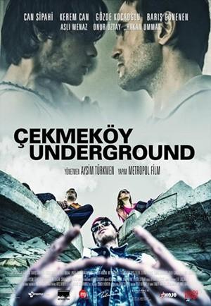 Çekmeköy Underground | 2015 | WEB-DL XviD | Yerli Film - Teklink indir