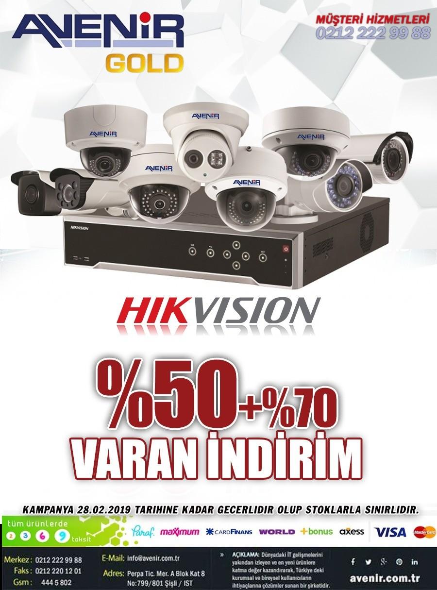 hikvision türkiye
