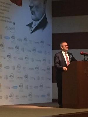 3.Antalya Devlet Destekleri Zirvesi 16.04.2019 Tarihinde  Antalya Ticaret Odasında Yapıldı……