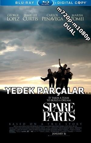 Yedek Parçalar – Spare Parts 2015 m720p-m1080p Mkv DUAL TR-EN – Tek Link