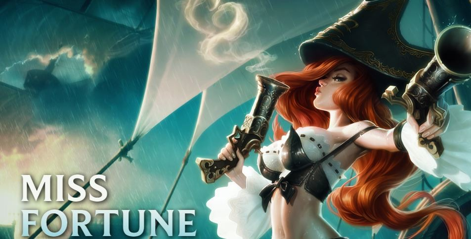 League of Legends: Miss Fortune Güncellendi!