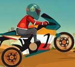 Engelli Motor Yarışı Oyunu