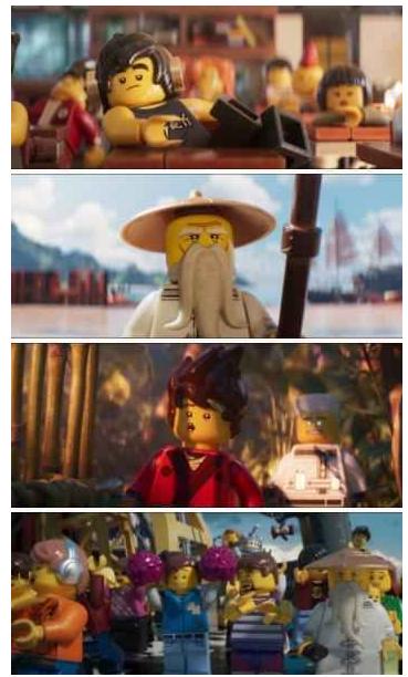 Lego NinjaGo Filmi Türkçe Dubla 1080pj İndir